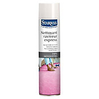 Nettoyant raviveur express tapis et moquettes Starwax 600ml