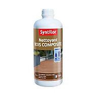Nettoyant terrasses bois composite Syntilor 1L