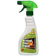 Nettoyant vitre d'insert écologique flacon de 500 ml