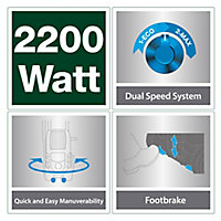 Nettoyeur haute pression Mac Allister MPWP2200 2200 W
