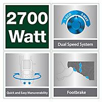Nettoyeur haute pression Mac Allister MPWP2700 2700 W