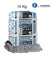 Ouate de cellulose Sorpema Thermacell 14kg