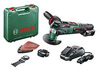 Outil multifonction Bosch Advancedmulti18 18V - 2.5Ah + accessoires