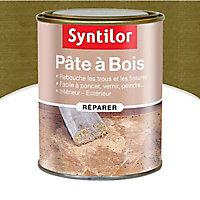 Pâte à bois Chêne moyen 250g Syntilor