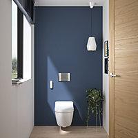 Pack WC japonais lavant suspendu Geberit Laita Essentiel Rimfree