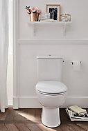 Pack WC à poser sans bride avec sortie horizontale Jacob Delafon Gaspard