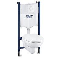 Pack WC suspendu Grohe Solido Start