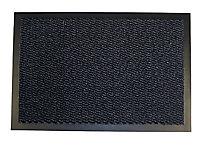 Paillasson intérieur Maxi bleu 40 x 60 cm