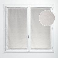 Paire de vitrage Cassis 45 x 140 cm