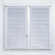 Paire de vitrage Wakea 60 x 160 cm