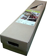 Palette bois brut en kit 120 x 80 cm