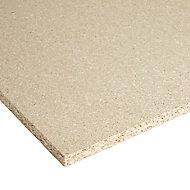 Panneau agloméré - 250 x 125 cm, ép.18 mm (vendu au panneau)
