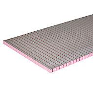 Panneau à carreler scindé verticalement Q-board - 60 x 130 cm, ép.30mm (vendu au panneau)