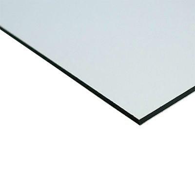 Panneau Dibond Blanc 250 X 125 Cm Ep 3 Mm Castorama