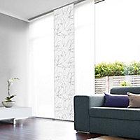 Panneau japonais zizag 45 x 260 cm