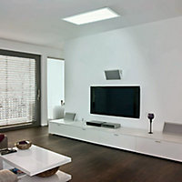 Panneau LED 3600lm 320W blanc froid et blanc chaud Awox
