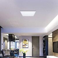 Panneau LED Panel LED intégrée IP20 1200lm 12W Blanc neutre Blanc