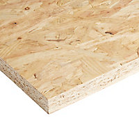 Panneau OSB 3 - 244 x 122 cm, ép.22 mm