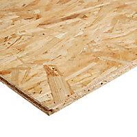 Panneau OSB 3 plancher - 205 x 62,5 cm (vendu au panneau)