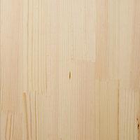 Panneau à placage collé bord carré chêne 40 x 80 cm, ép.1,8 cm