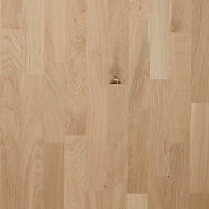 Panneau à placage collé bord carré chêne 60 x 120 cm, ép.1,8 cm