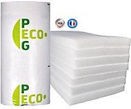 Panneau polyester Ecopeg39+ 120 x 60 cm ép.100 mm (x 6)