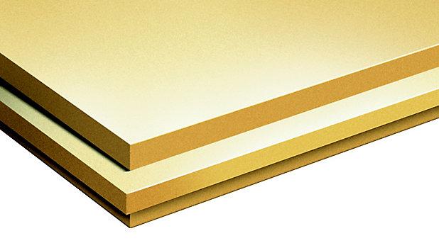 Panneau Polystyrene Extrude 40 Mm 2 50 X 0 60 M Vendu Au Panneau Castorama