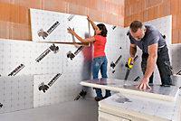 Panneau polyuréthane Soprema HP - 1,2 x 0,6 m ép.100 mm R.4,65m²K/W