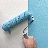Papier peint duplex vinyle Liastris blanc