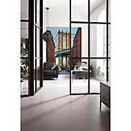 Papier peint panoramique Brooklyn 184 x 248 cm Komar