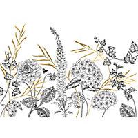 Papier peint panoramique bumble bee 400 x 280 cm Komar