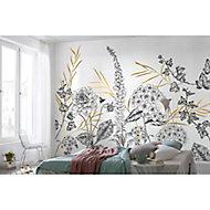 Papier peint panoramique bumble bee 400 x 280 cm