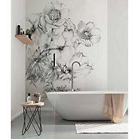 Papier peint panoramique Embroisery 184 x 248 cm