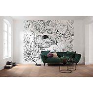 Papier peint panoramique Flowerbed 300 x 250 cm