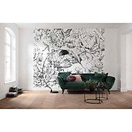 Papier peint panoramique Flowerbed 300x250cm