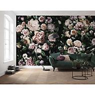Papier peint panoramique Victoria black 400 x 250 cm Komar