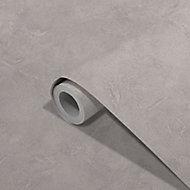 Papier peint papier duplex Lonrai taupe 53cm