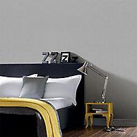Papier peint vinyle expansé sur intissé SuperFresco Easy uni gris