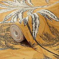 Papier peint vinyle intissé texturé GoodHome Rophyte