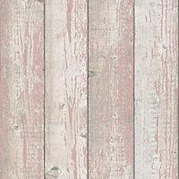 Papier peint vinyle sur intissé Bucy GoodHome rose