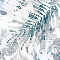 Papier peint vinyle sur intissé GoodHome Jarava bleu