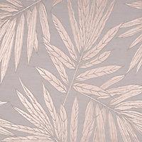Papier peint vinyle sur intissé GoodHome Loroco beige 53cm