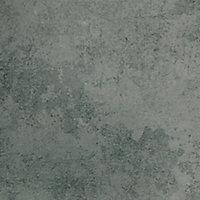 Papier peint vinyle sur intissé GoodHome Omey gris anthracite
