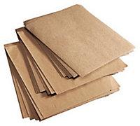 Papier silex - Grains assortis, 25 pièces