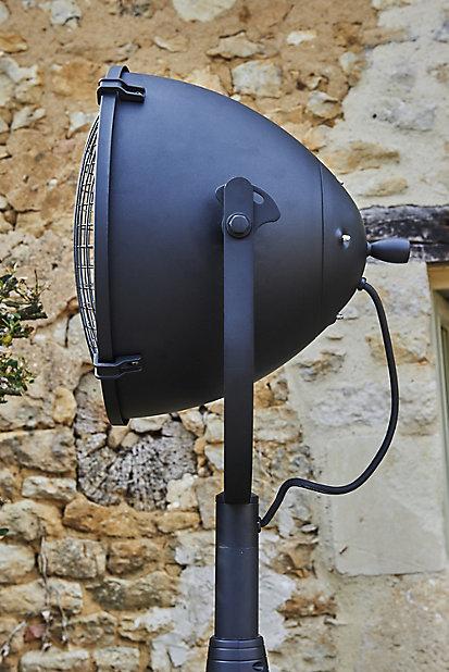 Parasol Chauffant Electrique Favex Come Castorama