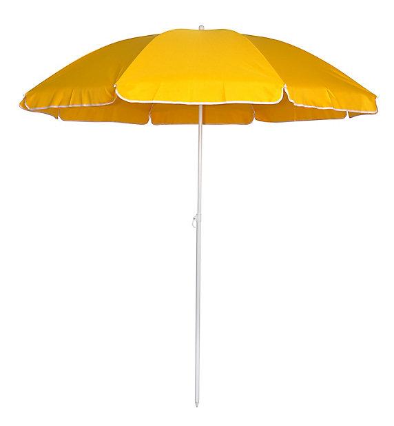 Parasol De Plage Blooma Curacao Gold O180 Cm Castorama
