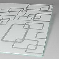 Pare-baignoire 1 volet Schulte Soft Cube
