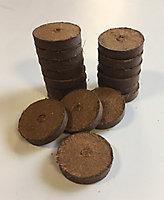 Pastilles de tourbe ø3 cm (x 25)