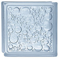 Pavé de verre Savona incolore