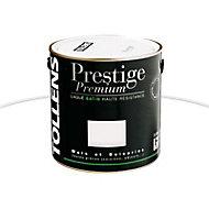 Peinture alkyde murs et boiseries Blanc satin 2L